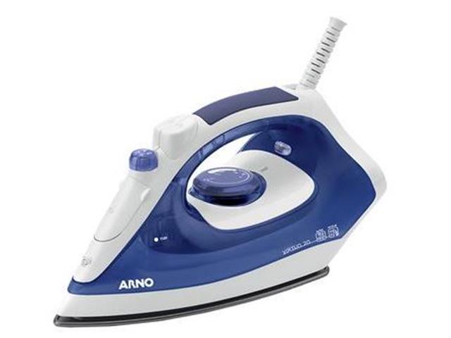 Ferro a Vapor Arno Virtuo 20 Branco/Azul 220V