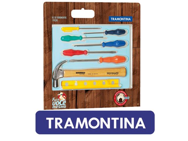 Kit de Ferramentas Tramontina 7 peças