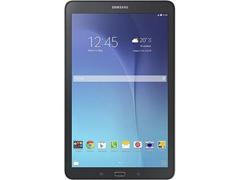 """Tablet Samsung Galaxy Tab E T560 8GB Wi-Fi Tela 9.6"""" Android 4.4 Preto"""