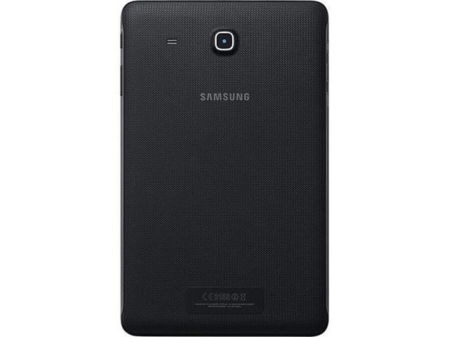 """Tablet Samsung Galaxy Tab E T560 8GB Wi-Fi Tela 9.6"""" Android 4.4 Preto - 2"""