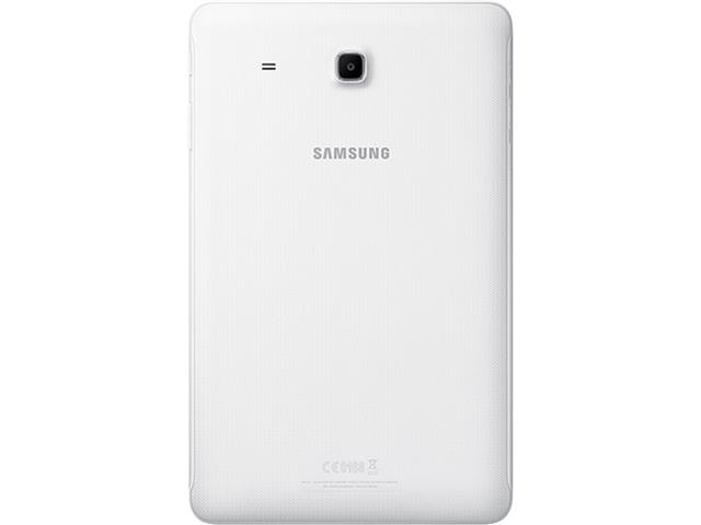 "Tablet Samsung Galaxy Tab E 3G Wi-Fi 8GB Tela 9.6"" 5MP QuadCore Branco - 6"