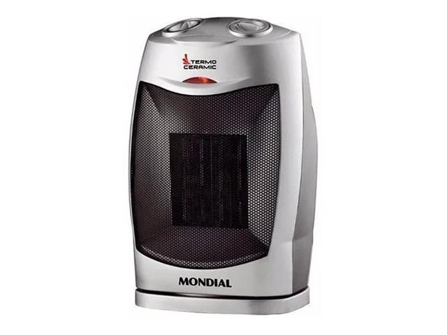 Aquecedor Mondial Termo Ceramic e Desumidificador