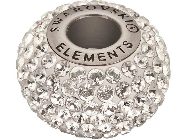 Becharmed Pavé Swarovski Bead Cristal - 1