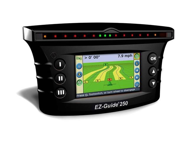 Receptores de Sinais de Satélite GPS Modelo Ez-Guide 250