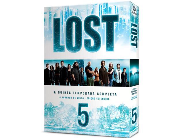 DVD Lost - 5ª temporada completa