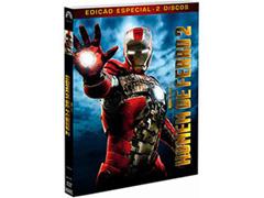 DVD Homem de Ferro 2 Duplo