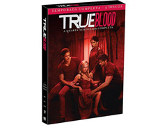 DVD True Blood - 4ª temporada