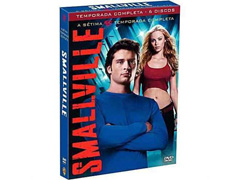 DVD Smallville - 7ª temporada