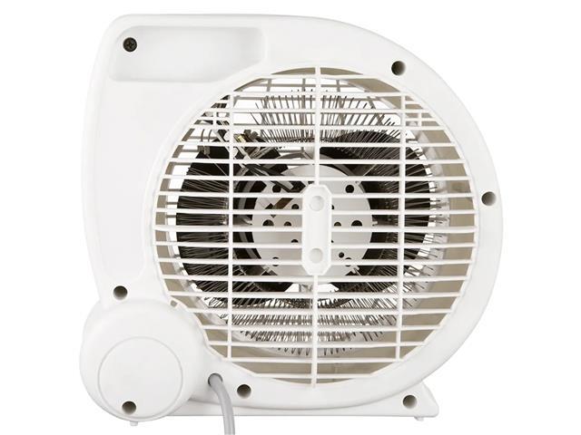 Aquecedor de Ar Cadence Termoventilador Auros AQC412 Branco - 3