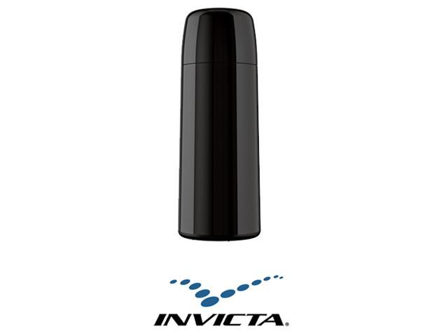 Garrafa Térmica Invicta Firenze Mini Preta 250 ml