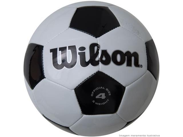 Bola de Futebol de Campo Wilson Tradicional #4