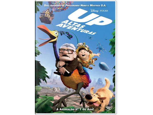 DVD UP Altas Aventuras Disney