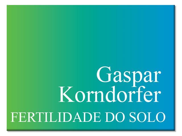 Agroespecialista - Gaspar Korndorfer