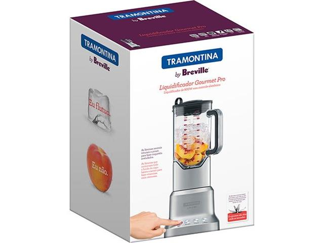 Liquidificador Tramontina by Breville Gourmet Pro 2 L 110V - 3