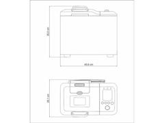 Panificadora Tramontina by Breville Pan Express Aço Inox 110V - 5