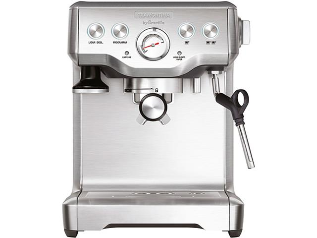 Cafeteira Elétrica Tramontina by Breville Express Inox