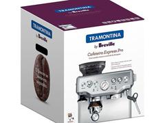 Cafeteira Elétrica Tramontina by Breville Express Inox Pro 220V - 3