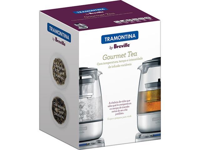 Bule Elétrico Tramontina para Chá Gourmet Tea 1,5L - 4