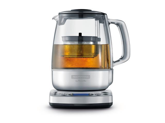 Bule Elétrico Tramontina para Chá Gourmet Tea 1,5L 220V - 2