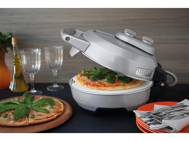 Forno Elétrico para Pizza Tramontina Breville Express Aço Inox 110V - 3