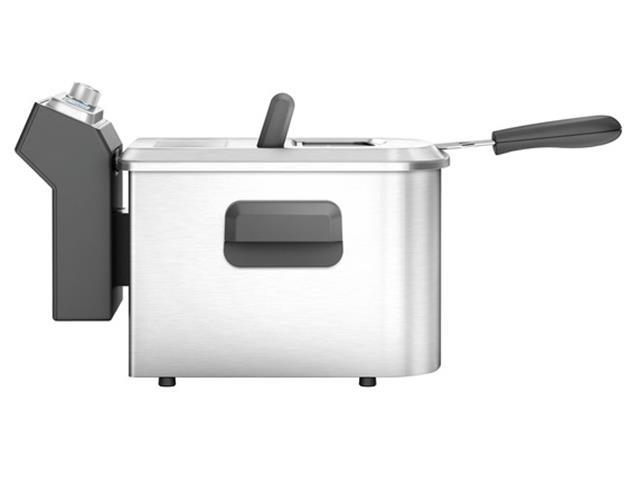 Fritadeira Elétrica Tramontina Smart Aço Inox 220V - 2
