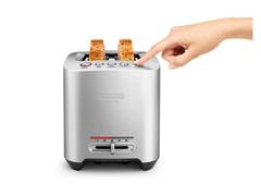 Torradeira Elétrica Tramontina Breville Smart Aço Inox - 2