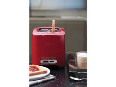 Torradeira Elétrica Tramontina Breville Smart Aço Vermelha 110V - 3
