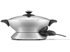 Panela Elétrica Tramontina by Breville Wok Chef 110V