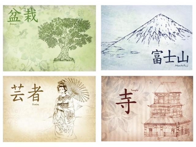 Tábua de Vidro para Corte MOR Japão Estampa Sortida
