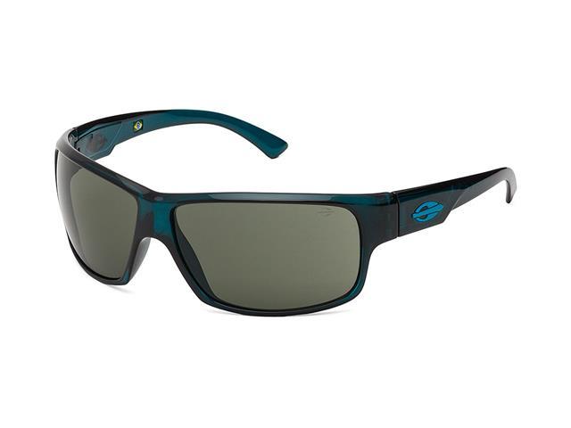 Óculos de Sol Mormaii Joaca 2 Petroleo com Logo Azul