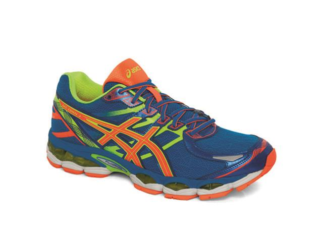 Tênis Asics Gel Evate 3 E Blue/H Orange/Flash Yellow - 0
