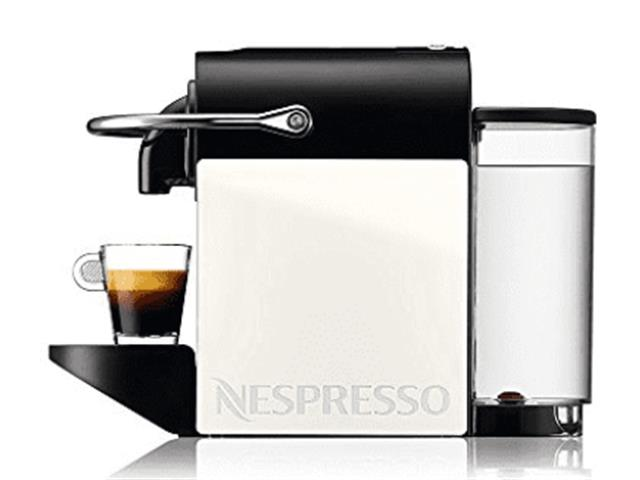 Cafeteira Nespresso Automática Pixie Clips Branca e Coral Neon - 2