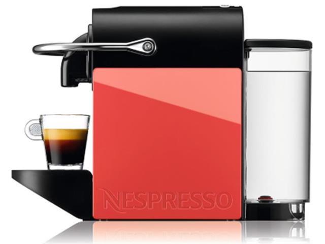 Cafeteira Nespresso Automática Pixie Clips Branca e Coral Neon - 6