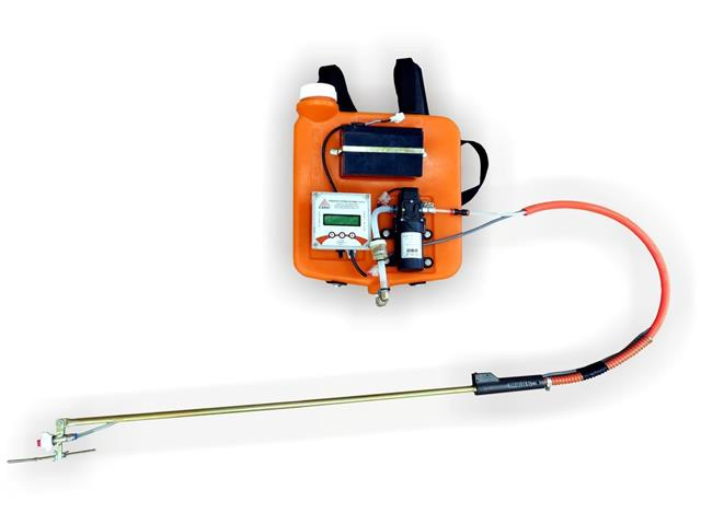 Pulverizador Micro-Dosagem Costal