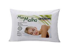 Travesseiro Ortobom Max Malha