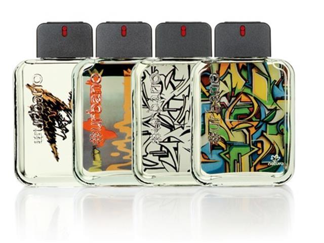 Perfume/Desodorante Colônia Natura Urbano Clássico 100 ml