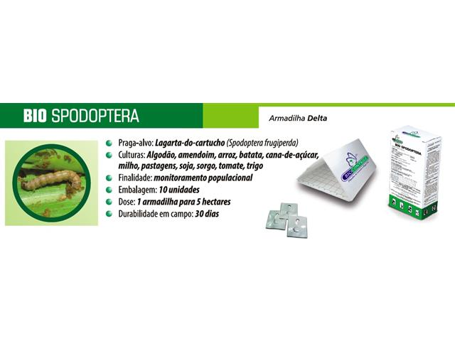 Bio Spodoptera (Pacote c/ 10 unidades)