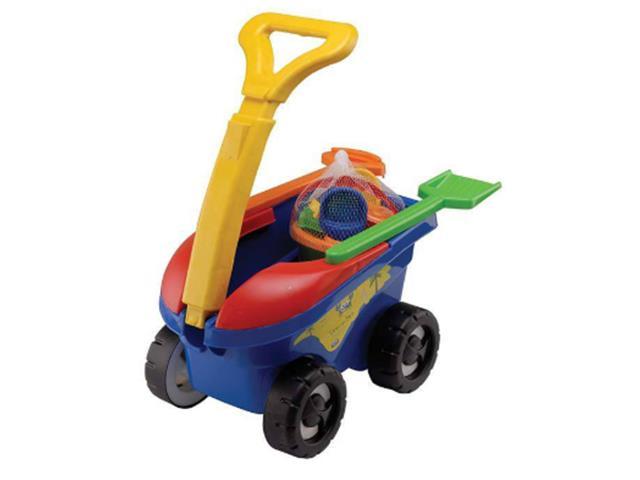 Caminhão de Praia MOR para Meninos 11 Peças - 1