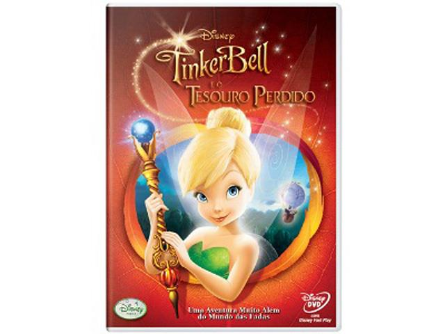 Tinker Bell e o Tesouro Perdido  - 1