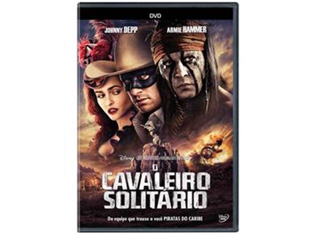 DVD O Cavaleiro Solitário