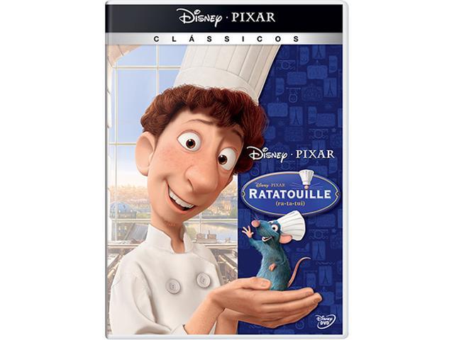 DVD Ratatouille Disney