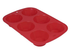 Assadeira de Silicone MOR para Cupcake e Muffin - 2
