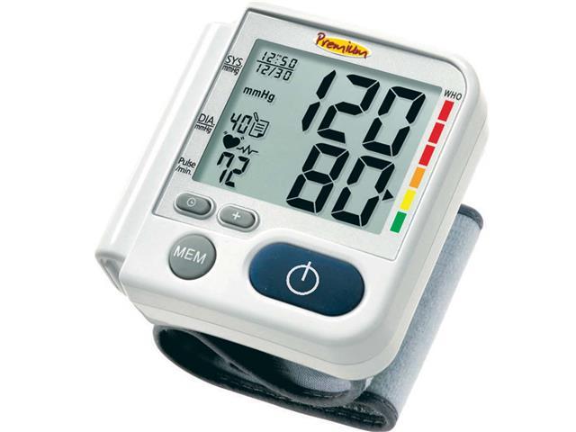 Aparelho/Medidor de Pressão Digital de Pulso Gtech Premium LP200