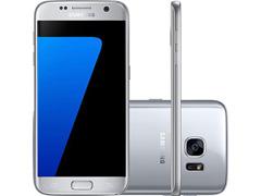 Smartphone Samsung Galaxy S7 4G Tela 5.1 32GB Android 6.0 12MP Prata