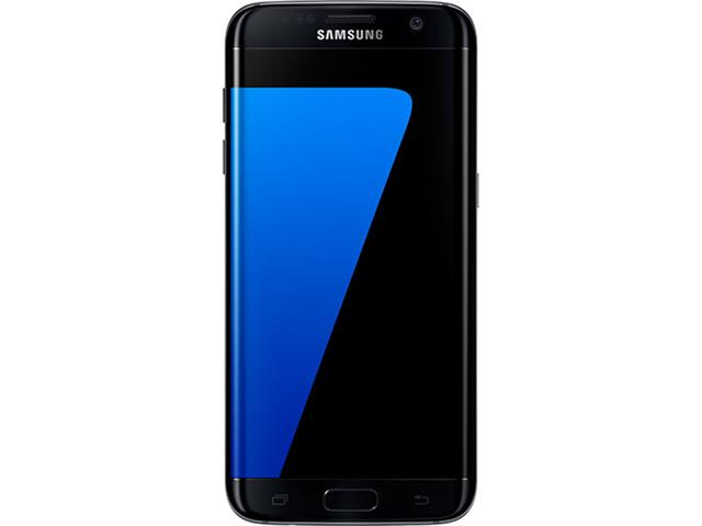 "Smartphone Samsung Galaxy S7 Edge 4G Tela 5.5"" 32GB Android 6.0 Preto - 1"