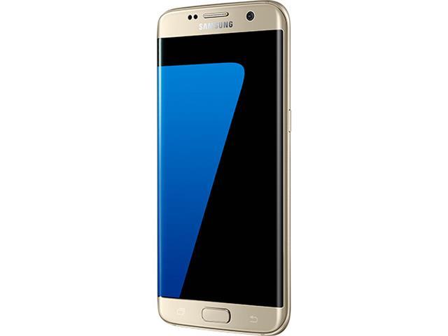 "Smartphone Samsung Galaxy S7 Edge 4G Tela 5.5""32GB Android 6.0 Dourado - 2"