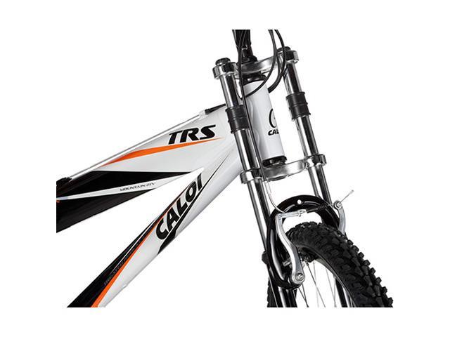Bicicleta Caloi Mountain Bike TRS Aro 26 21 Marchas  - 2