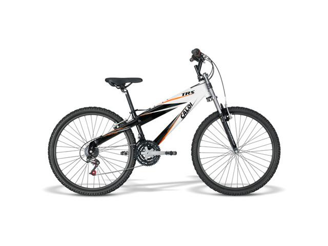 Bicicleta Caloi Mountain Bike TRS Aro 26 21 Marchas