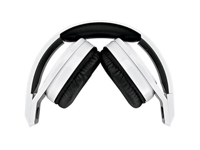 Fone de Ouvido Mondial Branco Head Phone - 1