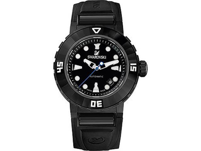 8943e4353f9 Relógio Swarovski Octea Abissal Preto Masculino